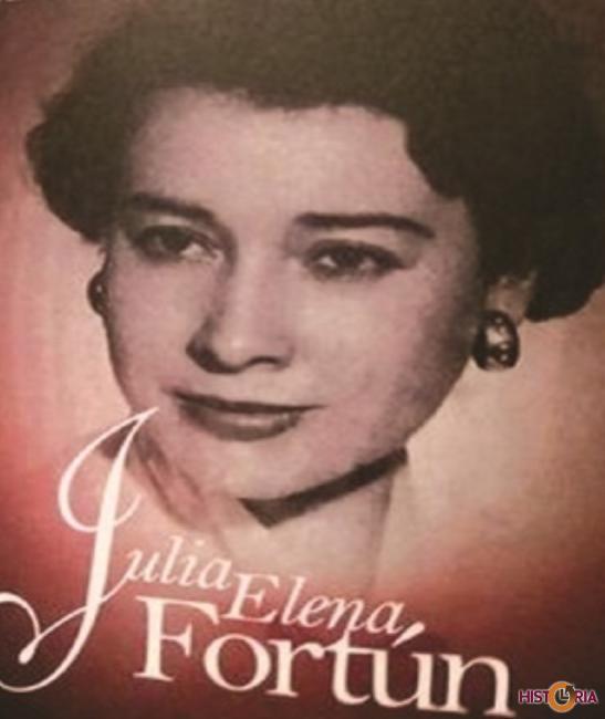 Julia Elena Fortún - Secretaría Municipal de Culturas