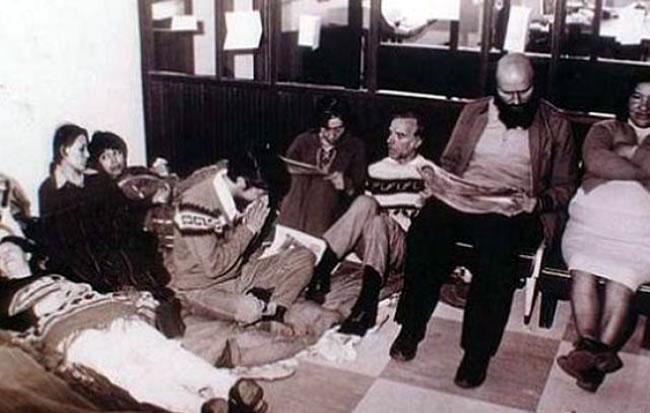 Huelga contra la dictadura, 1977 - 1978.