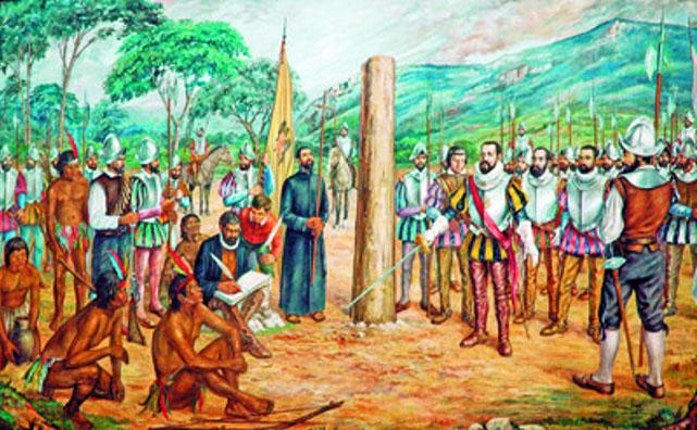 Fundación de Santa Cruz de la Sierra, 26 de febrero de 1561.
