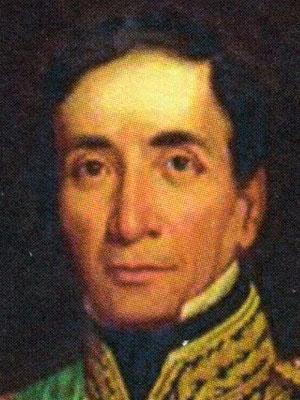 Andrés de Santa Cruz Calahumana