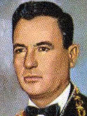 René Barrientos Ortuño