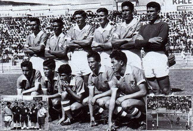 Bolivia vs Ecuador (Campeonato Sudamericano de Fútbol de 1963)