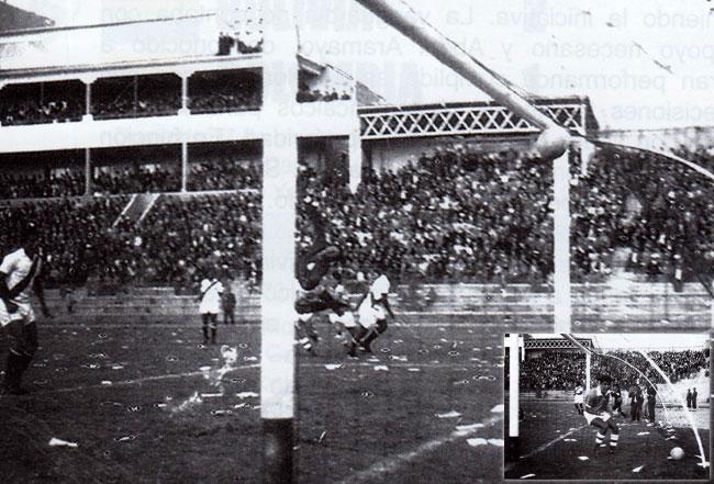 Bolivia vs Perú (Campeonato Sudamericano de Fútbol de 1963)