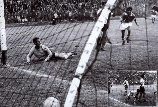 Bolivia vs. Argentina (Campeonato Sudamericano de Fútbol de 1963)