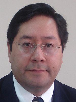Luis Alberto Arce Catacora