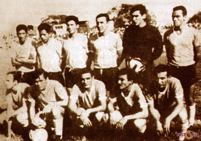 Club Blooming campeson 1968, Santa Cruz, Bolivia.