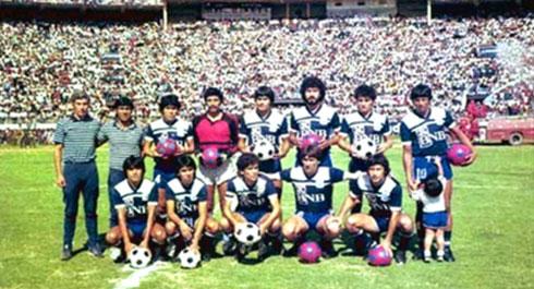 Blooming Campeón 1984