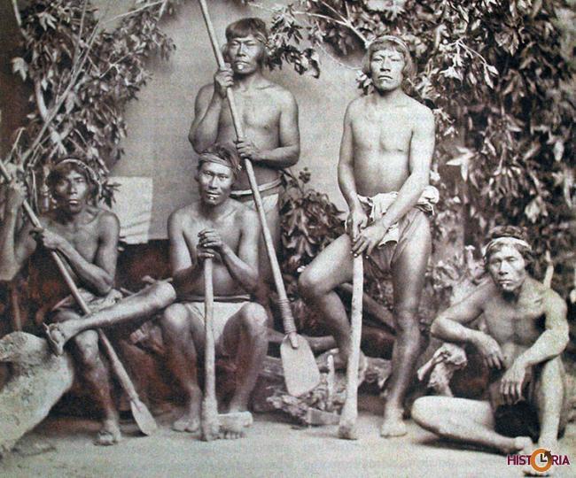 Guaraníes 1799