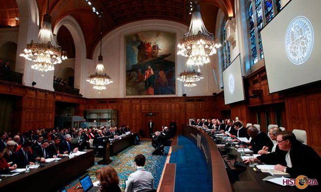Bolivia y Chile ante la CIJ (Corte Internacional de Justicia en La Haya, Holanda) 1 octubre, 2018