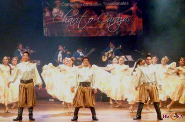 Compañía de Bailes Tradicionales Charito Carazas