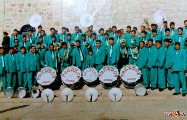 Banda Espectacular Pagador de Oruro
