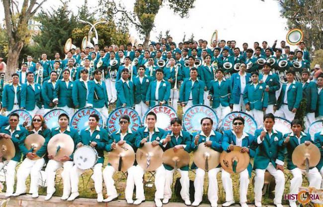 Banda Espectacular Bolivia
