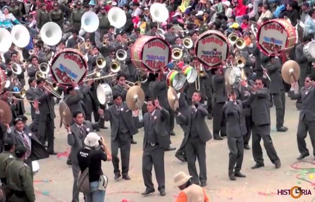 Banda Real Imperial de Oruro