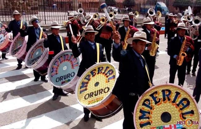 Banda Imperial, Oruro