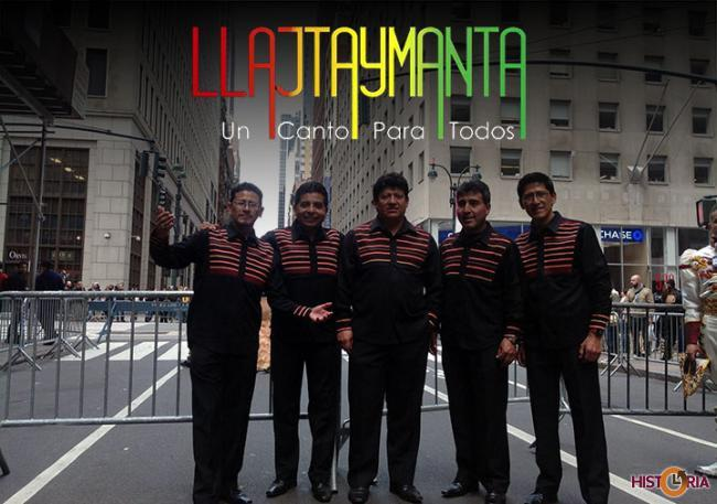 Grupo Folklórico Llajtaymanta