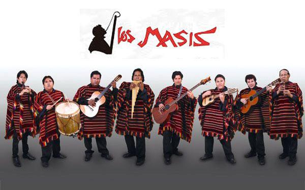 Grupo de música folklórica