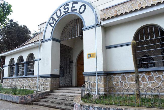 "Museo Antropológico ""Eduardo López Rivas"" - Oruro, Bolivia"
