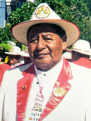 Benito Sinforiano Gonzáles