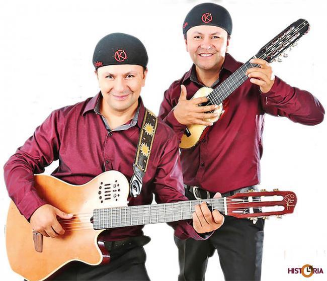 Los K'achas, Mirko y Yerko Fuentes Rueda.